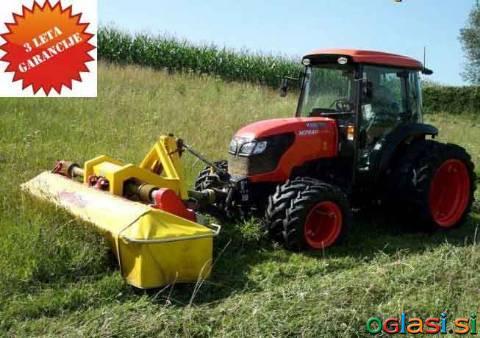 Traktor, Kubota M 7040Narow alpin, M 8540Narow alpin