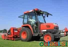 Traktor, Kubota STv 32, 36, 40