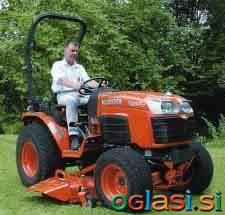 Traktor, Kubota B 1830, 2230, 2530, 3030