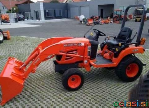 Traktor, Kubota BX 2350 (rabljen)