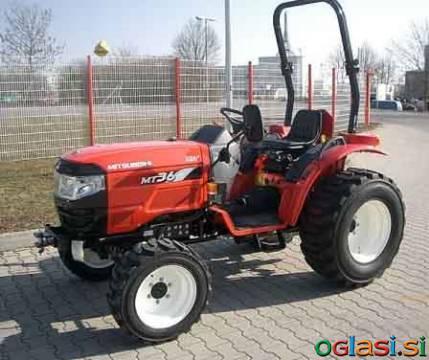 Traktor, Mitsubishi MT36