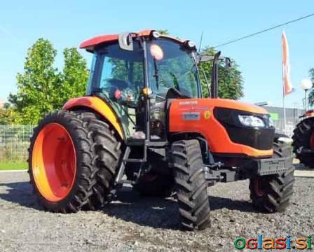 Traktor, Kubota M 7060