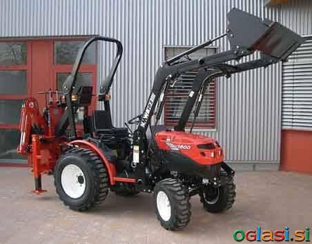Traktor, Mitsubishi MT1800