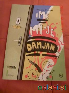 Knjiga Ime mi je Damjan