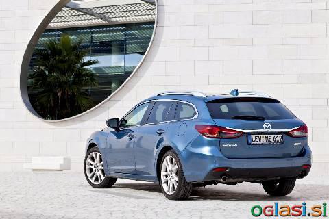 Avtotest Mazda 6