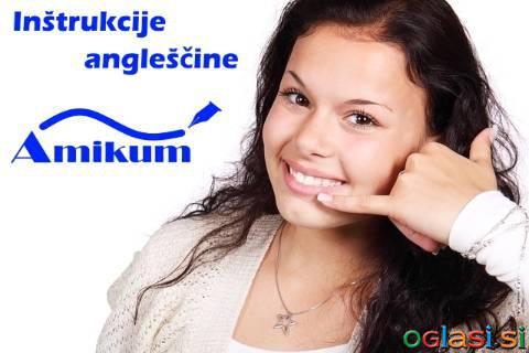 Inštrukcije angleščine v Mariboru (za osnovno in srednjo šolo)