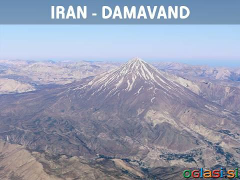 Treking odprava Damavand