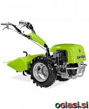 Motokultivator Grillo G 107D