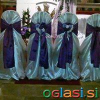 Aranžiraje in dekoracije porok