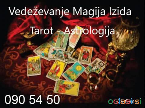 Poceni tarot vedeževanje in astrologija Izida