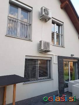 ZASTEKLITEV BALKOV- PVC&ALU okna in vrata- STEKLARSTVO!