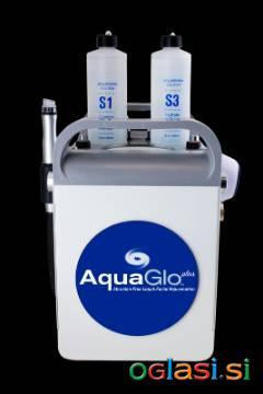 Vodni piling, aparat AquaGlo mini