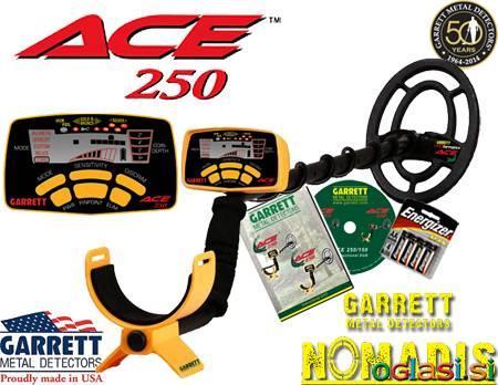 Detektor kovin Garrett ACE 250