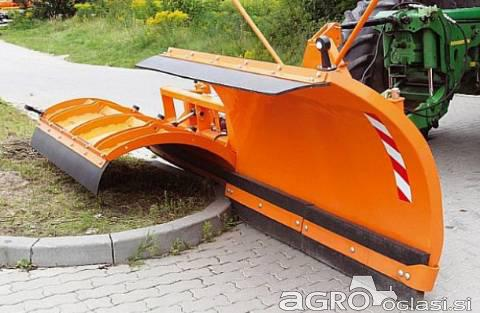 SaMASZ Snežni plug STORM 270 IN STORM 300