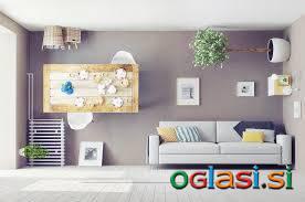 Nudimo celostno storitev trženja, oddajanja in urejanja vašega apartmaja, sobe