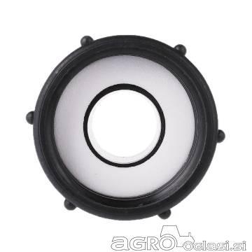Adapter za cev 25mm, 32mm, 38mm in 50mm za IBC cisterne ventil S60mm
