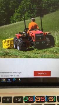 Kupim gorski traktor Ferrari