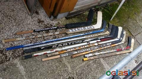 Hokejke več kosov