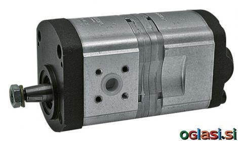 Dvojna hidravlična črpalka Bosch