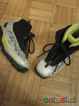 Tekaške čevlje Fischer XJ Sprint velikost EU 32