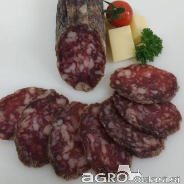 Salamini iz svinjskega mesa