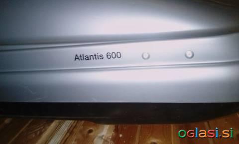Strešni kovček THULE ATLANTIS 600