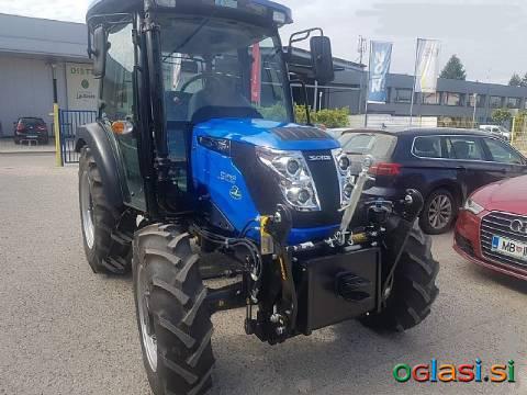 Traktor Solis 50 4X4 - KABINA - KLIMA - RADIO