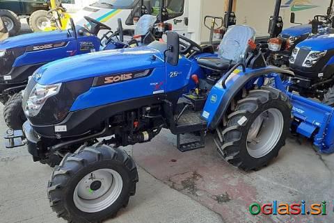 Traktor Solis 26 Z LOKOM