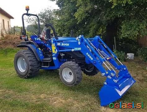Traktor SOLIS 26 Z NAKLADAČEM