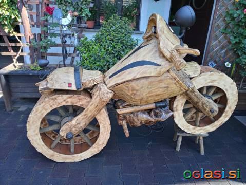 Unikatni leseni motor