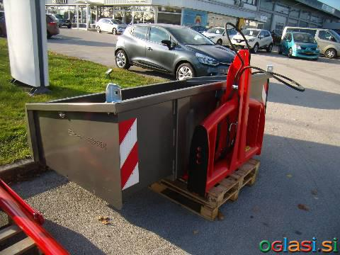 Traktorski plato GORENC LOADER 220
