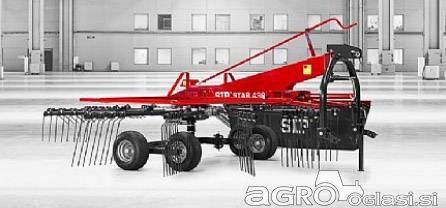 Zgrabljalnik SIP STAR 470/13