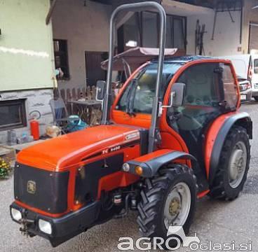 Traktor Antonio Carraro TC 5400 z kabino