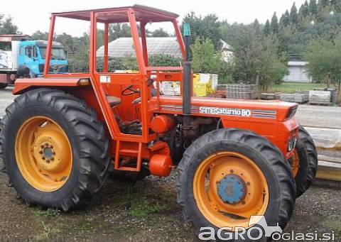 Traktor SAME SATURNO 80