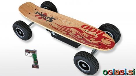 STREET SPIRIT električni skateboard 800 W