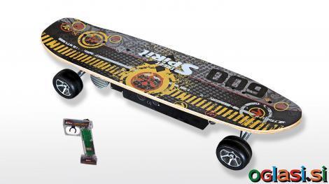 Električni skateboard STREET SPIRIT 600 W