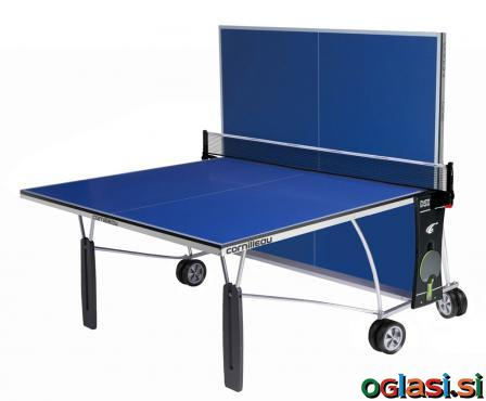 NOVO - Miza za namizni tenis Cornilleau Sport 250 Indoor Rollaway