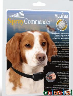 Ovratnica za pse - daljinski upravljalec s pr