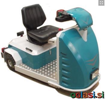 Elektro viličar, voziček, traktor, HEBER