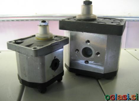 Zobniška hidravlična črpalka Gr. 2 - 25ccm3