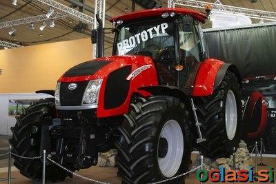 Traktorji MAXTERRA