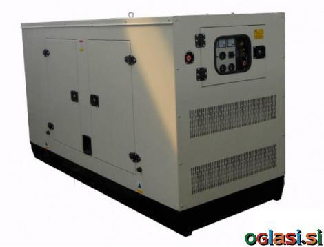 AGREGAT kW Design HDC 50 kVA - NOV