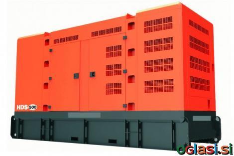 GENERATOR kW DESIGN 100kVA - 80kW - NOV