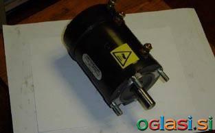 Elektromotor, Prestolite 12V, 2kW, za vitle Vime