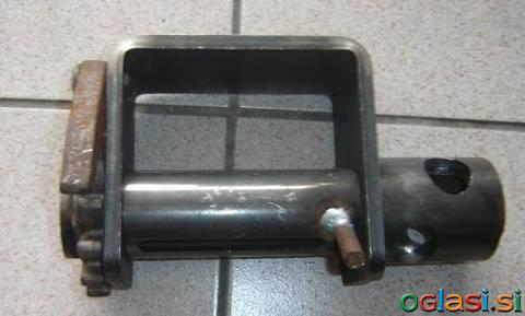 Vitel, ročni, za pritrditev tovora, 48 mm