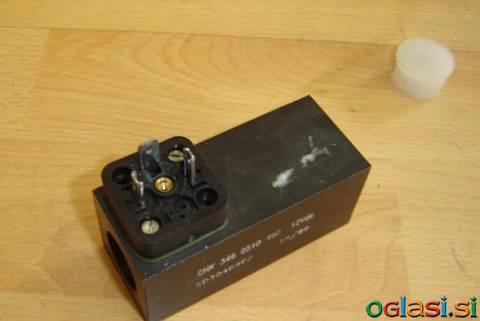 Tuljava za hidravlični ventil, elektro magnetna, 12V