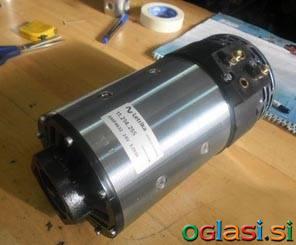 Elektromotor, AMP 4632,11.214.255,24V 3,0 KW