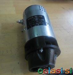 Elektromotor, AMJ 5145 11.212.600 2,1KW 160A 9,0Nm 2200rpm