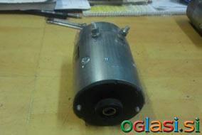 Elektromotor, AMJ5529 24V 2KW