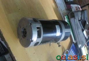 Elektromotor, AMK 4651 24V 3KW , 11.216.417